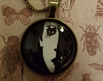 Rozz Williams pendant necklace