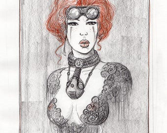 Search steampunk sketches