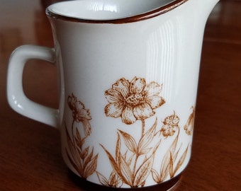 Stoneware Creamer - 700 Indian Summer