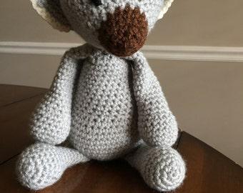 Theo - crochet koala