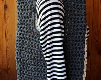 Crochet bag, summer bag, cotton bag, shoulder bag, gifts ideas