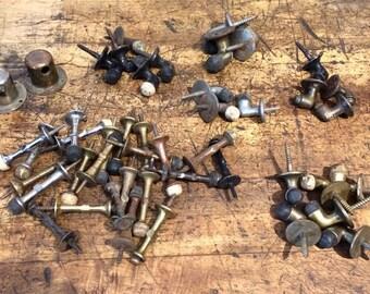 Vintage & Antique Cast Iron, Brass, Metal Door Stops / Door Bumpers / Stop / Bumper / Doorstop