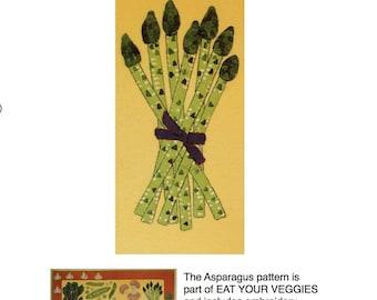 Asparagus Block - Eat Your Veggies