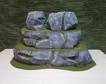 Mountain : Wargaming Terrain