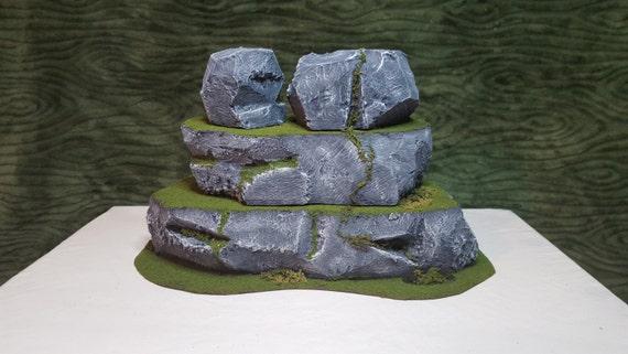 Mountain Wargaming Terrain