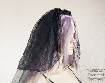 Lace Tulle Veil