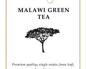Malawi Green Tea- Buy one get one free!