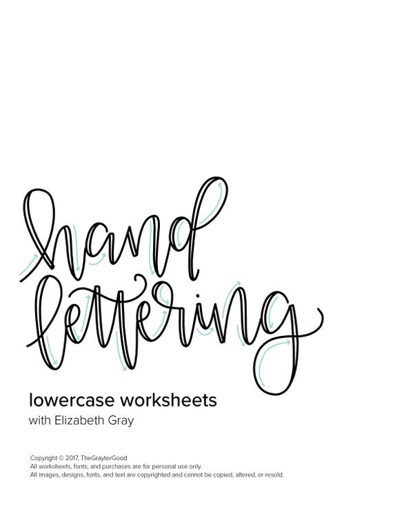 hand lettering worksheets. hand lettering worksheets / practice, custom calligraphy, alphabet, practice sheets, lette s