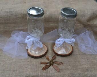 Hillbilly Wine Glasses set of 2
