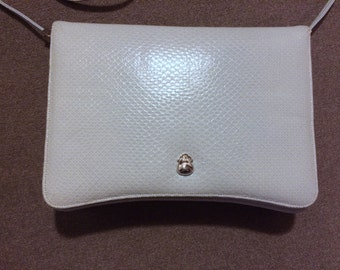 SUMMER BLUE Judith Leiber Blue Clutch REDUCED!