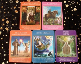 Intuitive 5 Card Tarot Reading
