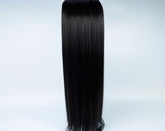 One Piece Black Hair Extension