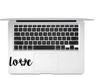 Baby Decal, Baby Feet Decal, Love Decal, Vinyl Decal