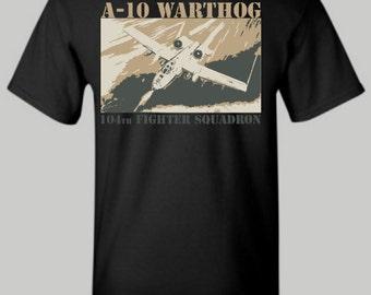 A-10 Warthog shirt, A-10 Thunderbolt II, T Shirt, Hoodie, Long Sleeve shirt