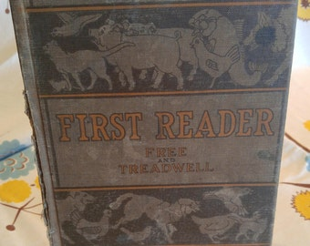 FIRST READER - Free & Treadwell