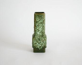 Jopeko West Germany 4 20 Vintage Fat Lava Vase