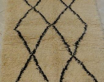 moroccan rug beni ourain rug vintage berber rug moroccan decor bohemian area rug moroccan carpet moroccan rugs beni ourain rugs