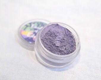 "Vegan Mineral Eye Shadow | ""Lavender Sprigs"" | Makeup | Bath and Beauty | Cosmetics | Purple | Eyeshadow"
