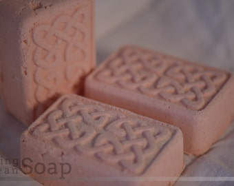 Red Velvet Fizzy Bubble Bath Bar