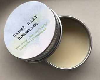 Luscious Lip balm - Natural or scented lipbalm