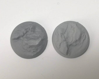 50MM Rocky Base 1 (pack of 2)