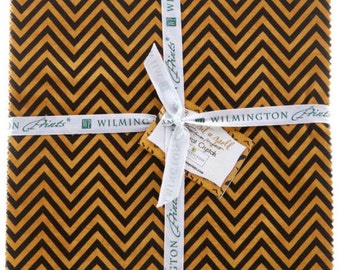 """Wilmington Prints Come Sit a Spell 10 Karat Crystals/Layer Cake by Stephanie Marrotts - 42, 10"""" Precut Fabric Squares"""
