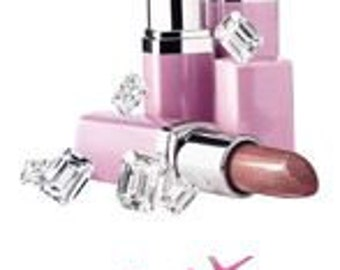 Factory Sealed   Maybelline New York   Wet Shine Diamonds   Fair Maiden   Lipstick   0.13 oz