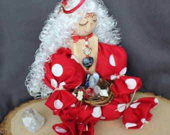 Love Herb Doll