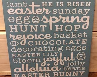 Easter 12x12 tile