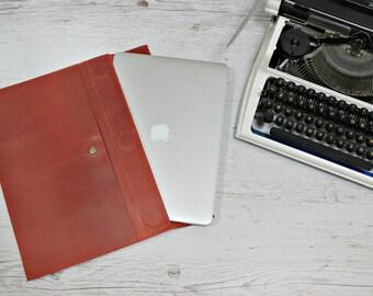 MacBook Pro case/MacBook Air 13 sleeve/MacBook 12 sleeve/MacBook case/laptop sleeve/laptop case/MacBook 12 case/MacBook cover/leather sleeve