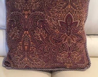 Beautiful Decirator Accent Pillow.