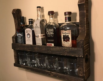 Whiskey Rack