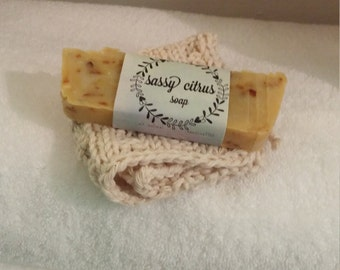 Sassy Citrus Soap