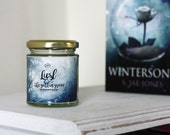 Liesl and the Goblin Grove {Wintersong by S. Jae-Jones} Candle