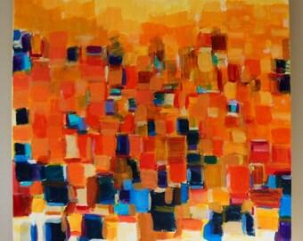 BRILLIANCE / original paintings by dp