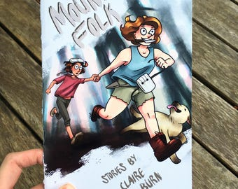 Mountain Folk (Comic Book)