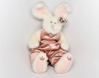 TY SARA RABBIT ~ Ty Original Large Beanie Babies Rabbit ~ Ty Rabbit Beanie Babies ~ Ty Beanie Babies ~ Ty Rabbits ~ Ty Stuffed Animals ~ Ty