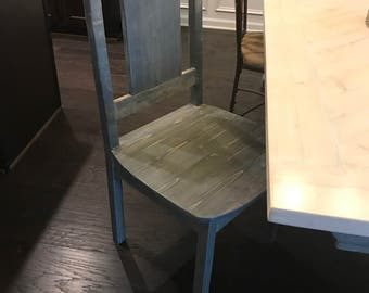 Custom Farmhouse Chair | Atlanta