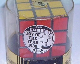 Rubik's Cube  unused Sealed Ideal toy 1980