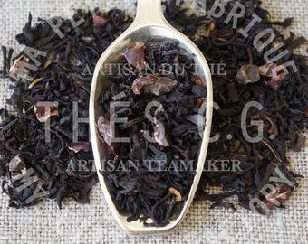 CHOCO-Mint: fresh and delicious black tea