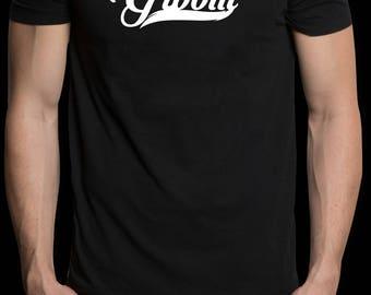 Grooms T shirt