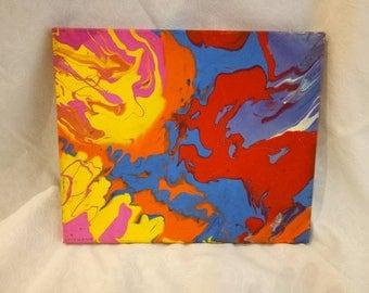 Paint Pour #1