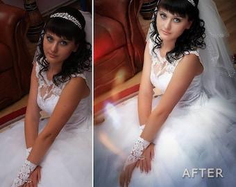 Photo editing Photo Retouching Custom photography edit Photoshop editing Wedding gift Watercolor effect Couple portrait edit