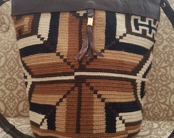 Exclusive bag 100% handmade Wayuu