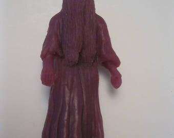 Sadako The Ring Rubber Monster figure