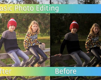 Custom Photo Editing - 20 Photos - Photo Manipulation - Photo Editing -