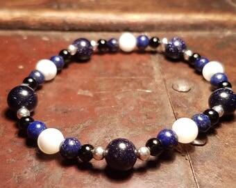 TARDIS Stone Bracelet