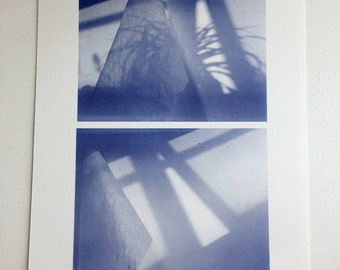 Lithograph 'Shadowplay'
