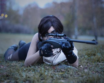 Metal Gear Solid V Cosplay Prints 5.8 x 8.3