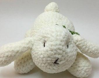 Crochet SipSip Bunny